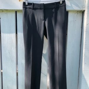 NWT J. Crew 100% Wool City Fit trousers size 0P